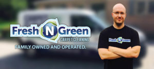 Fresh N Green carpet cleaning Pottstown, Gilbertsville PA